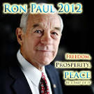 From Ron Paul's Facebook page.