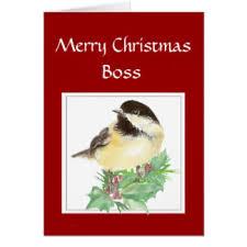 boss christmas cards boss christmas greeting cards boss