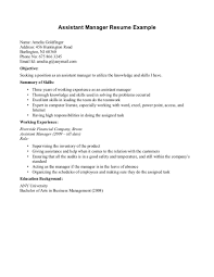 sample resume simple assistant nurse manager resume sample free resume example and 93 stunning simple resume examples of resumes