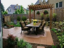 Backyard Cement Patio Ideas by Surprising Concrete Patio Ideas For Small Backyards Images