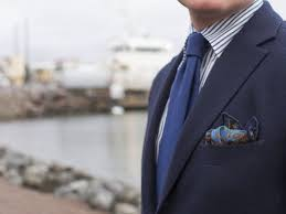 guide how to combine your pocket square and tie