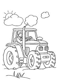 top 25 free printable tractor coloring pages online boy images