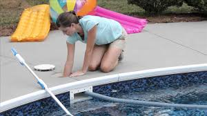 how to vacuum your pool youtube