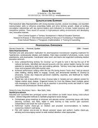 Resume Template Professional Sales Representative Home    free sales resume examples jobinterviewsitecom
