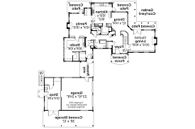 beautiful house plans with detached garage 8 single story floor
