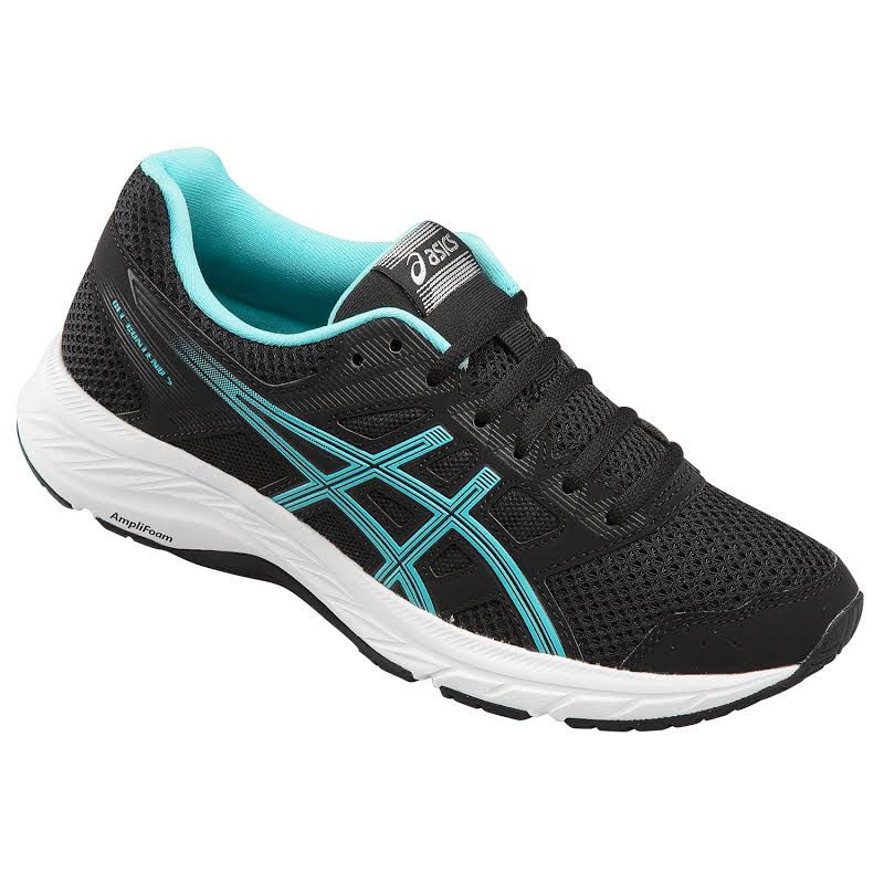 ASICS Gel-Contend 5 Running Shoes Black- Womens