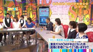 佐々木恭子アナ|しかし、後半になっても質問を噛んだりなどをしていて佐々木アナの緊張は解けない様子。