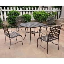 kitchen design wonderful black wrought iron patio furniture with