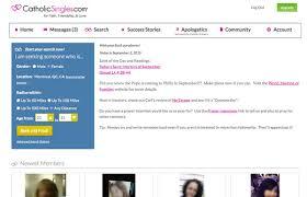 CatholicSingles com Review   AskMen
