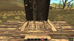 Blueprints To Build A House by Rust Alpha Crafting System Basics House Building And Blueprints