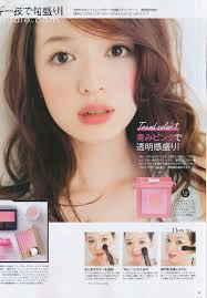 anese fresh makeup magazine reminds me of anne hathaway s princess diaries