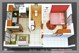 Home Design For Views Small House Plans 3d 50 3d Floor Plans Lay Out Designs For 2