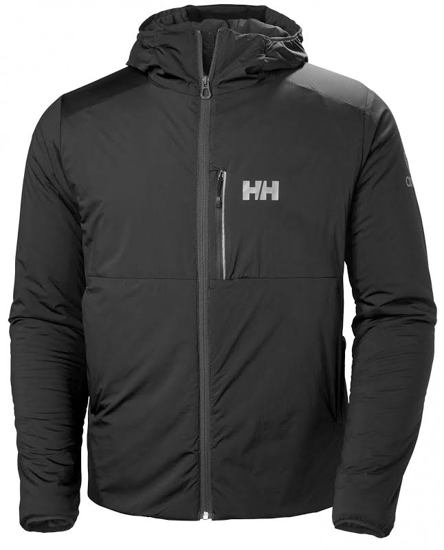 Helly Hansen Odin Stretch Hooded Insulated Jacket Black Small 62833-990-S