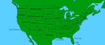 Wyoming Map Usa by Alternate Future Of The Usa Cosmicmapping Thefutureofeuropes