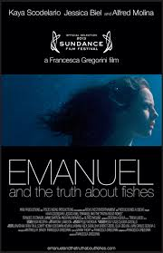 "The Truth About Emanuel (2013) Doblaje: Vose Género: Drama Sinopsis: La historia de la película tambien conocida como ""Emanuel and the Truth about Fishes""..."