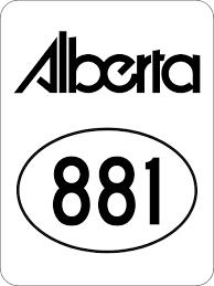 Alberta Highway 881