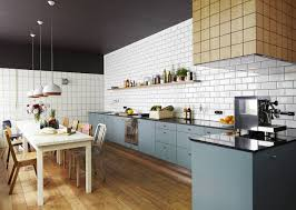 Tiled Kitchen Table by White Subway Tile Kitchen Designs Are Incredibly Universal Urban