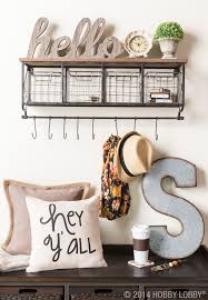 say hello to your visitors with a welcoming entryway home decor
