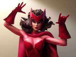 scarlet witch costume comics post your marvel comics collectibles