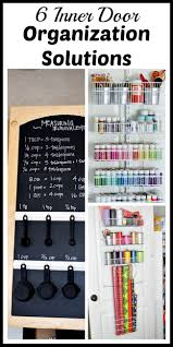 Kitchen Organization Ideas Small Spaces by 3503 Best Images About Organization On Pinterest
