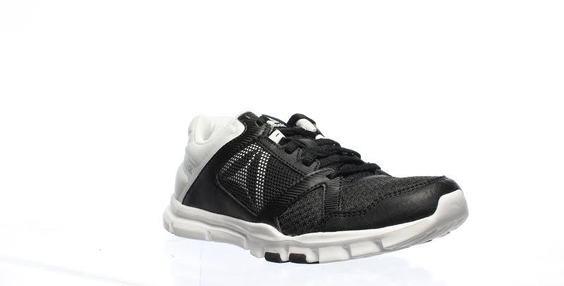 Reebok Yourflex Trainette 10 Black/White Cross Training Shoes