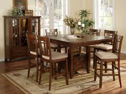 Counter Height Table Sets Standard Furniture Woodmont Round - Counter height kitchen table