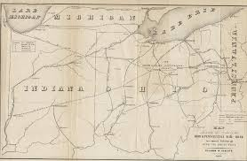 Map Of The Ohio River by 1840 U0027s Pennsylvania Maps