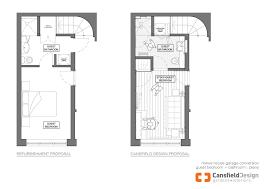 Garage Floor Plans Free Garage Conversion Floor Plans Floor Plan Before Garage Conversion