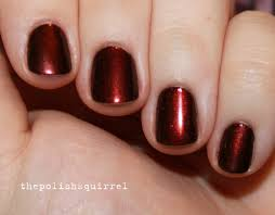 germanicure by opi the polish squirrel