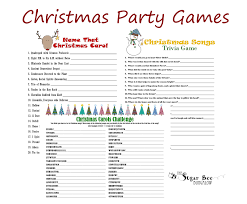 party games for christmas party home decorating interior design