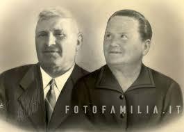 sabato, 24 ottobre 1959, Simone Manetti ed Eugenia Massai in posa ... - acquapendente_ruschenaelisa_02