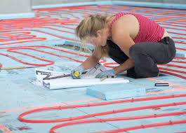 heated floors under laminate floors you can install over radiant heating systems