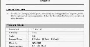 Resume Headline Examples by Resume Headline Examples For It Freshers Resume Ixiplay Free