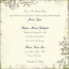 English Invitation Card Indian Wedding Invitation Cards Wording Ideas Marriage Invitation