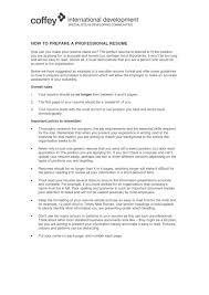 How To Do An Resume How Make A Resume 6 How To Make A Cv For A Job Smartness