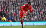 Gallery: Liverpool v Swansea City Barclays Premier League Sunday.