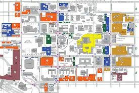 Downtown Dallas Map by Attend