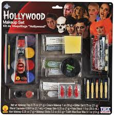 halloween costume makeup hair and adhesives amazon com