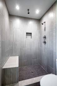 Lowes Bathroom Remodeling Ideas Leonia Silver Tile From Lowes Tiled Shower Bathroom Ideas
