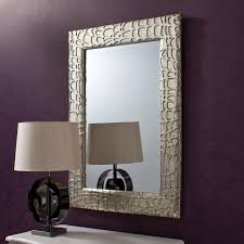 Decorative Mirrors For Living Room Carameloffers - Living room mirrors decoration
