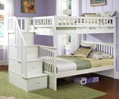 Purple Bedroom Furniture by Bedroom Wonderful Bunk Beds With Stairs For Kids Bedroom