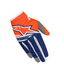 white motocross helmets 2018 alpinestars techstar factory orange blue white motocross gear