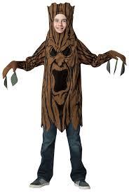 Scary Teen Halloween Costumes Scary Tree Teen 13 16 Comical Halloween Costumes 2017
