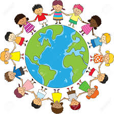 Image result for children globe clipart