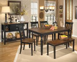 Ashley Furniture Dining Table With Bench Furniture Design Ideas - Ashley furniture dining table with bench