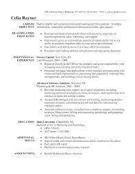 office administrator resume sample career objective office       office administrator resume happytom co