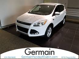 Ford Escape Sport - used 2008 ford escape xlt 4d sport utility dublin a2715a