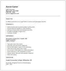 Secretary Job Description For Resume by Legal Resume Template Legal Secretary Resume Sample Secretary