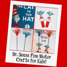 dr seuss fine motor crafts for kids wikki stix