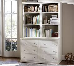 bookshelf glamorous bookcases with drawers cool bookcases with